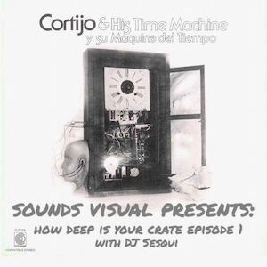 Sounds Visual Radio Presents: How Deep Is Your Crate, Episode 1 with DJ Sesqui
