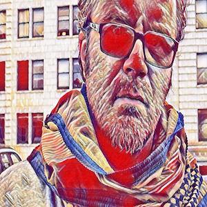Sounds Visual Radio Episode 26: B+ (Brian Cross)